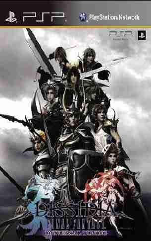 Descargar Dissidia Final Fantasy Universal Tuning [JAP][PSP][PARCHEADO] por Torrent